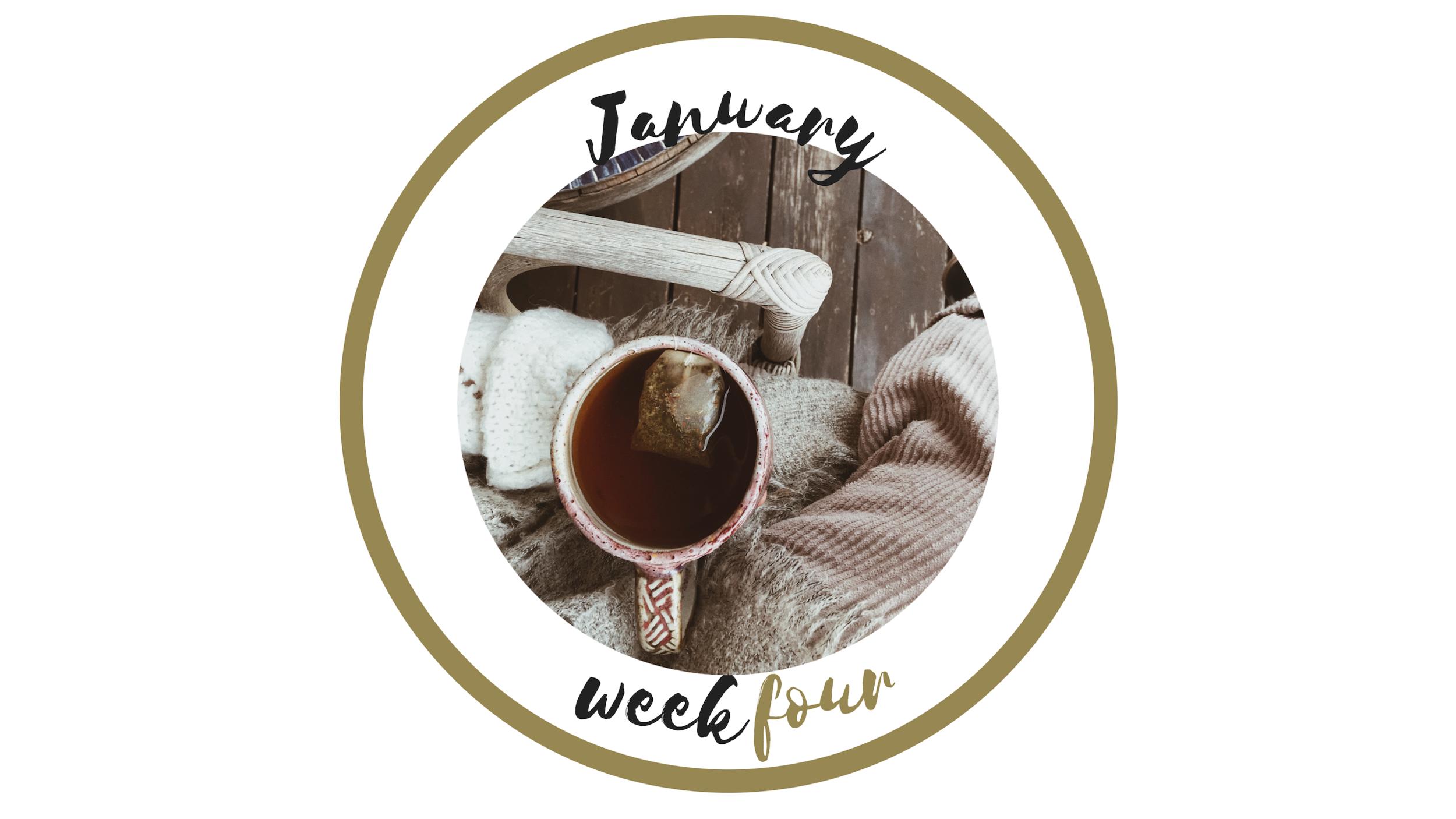 January Week Four Membership