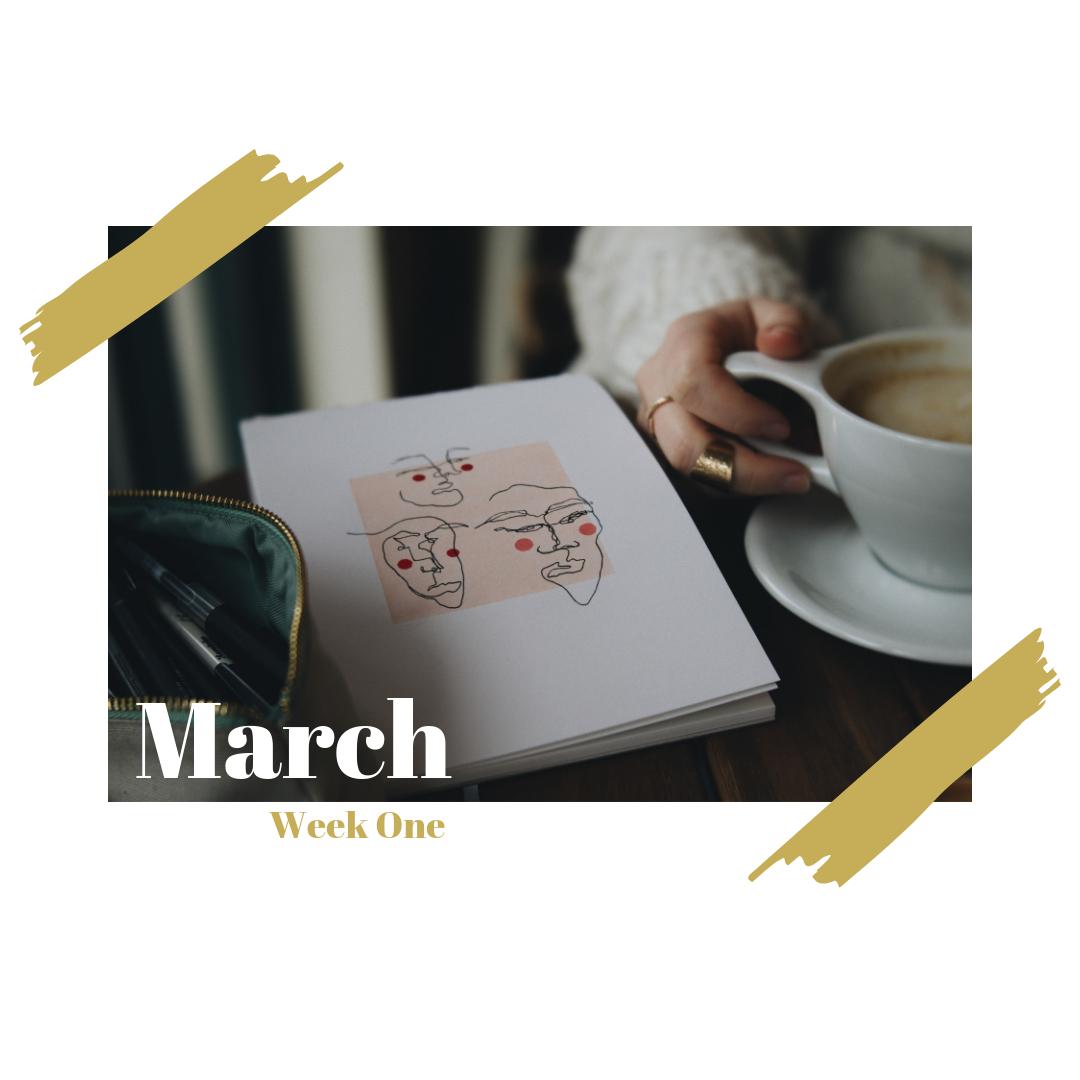 March Week One Membership