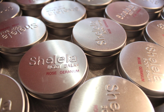 The Shelela Body Balm project is a collaboration between the Shelela Ladies, Swazi Candles and Mustard Seed Africa. Shelela Body Balm is a rich, natural, hand-made moisturiser with organic ingredients produced by peri-urban women in Swaziland as a means of earning an income. This is a community development project coordinated by Mustard Seed Africa to assist the Shelela Ladies earn a regular and sustainable income.