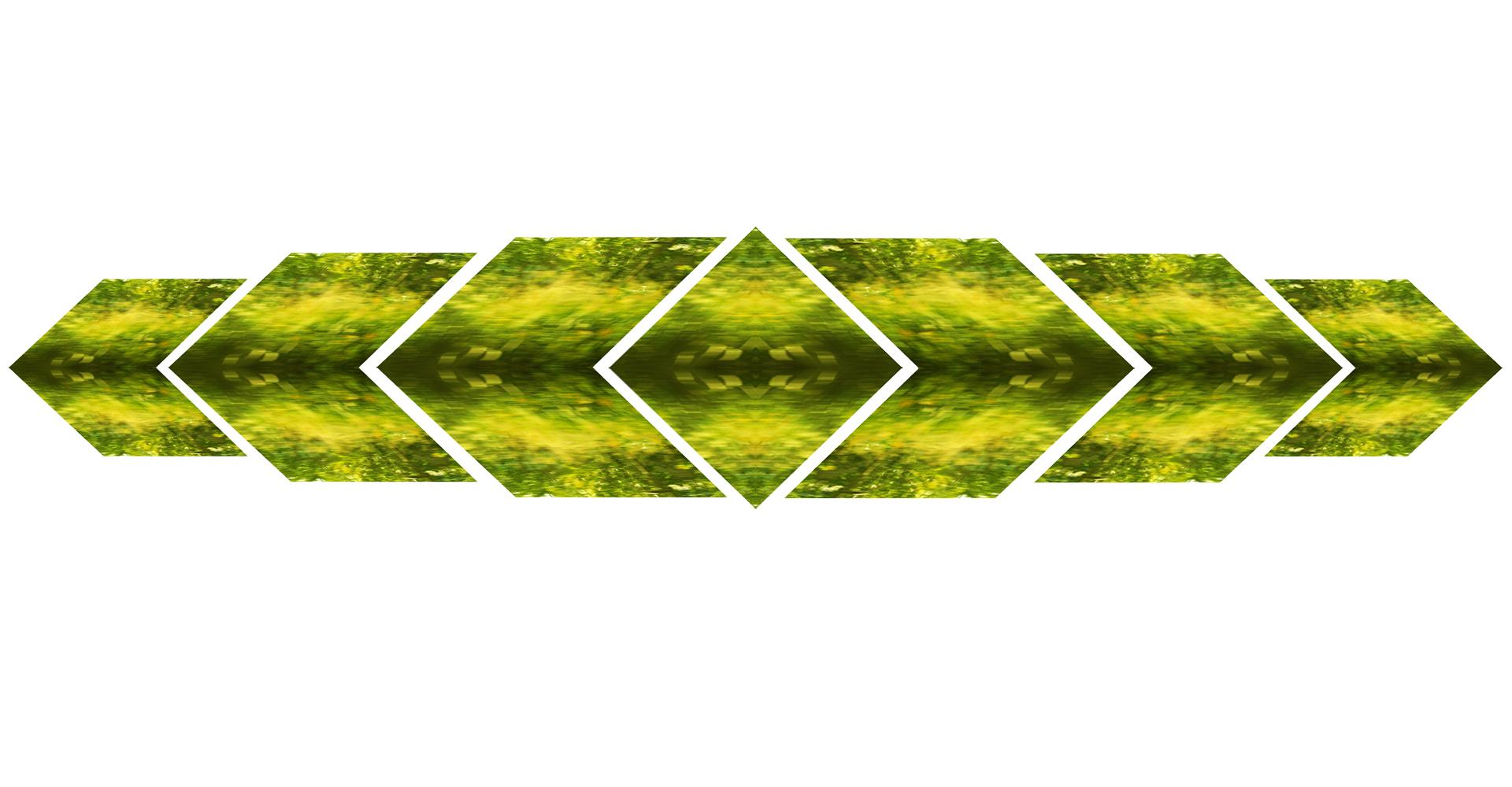 GREEN BLUR