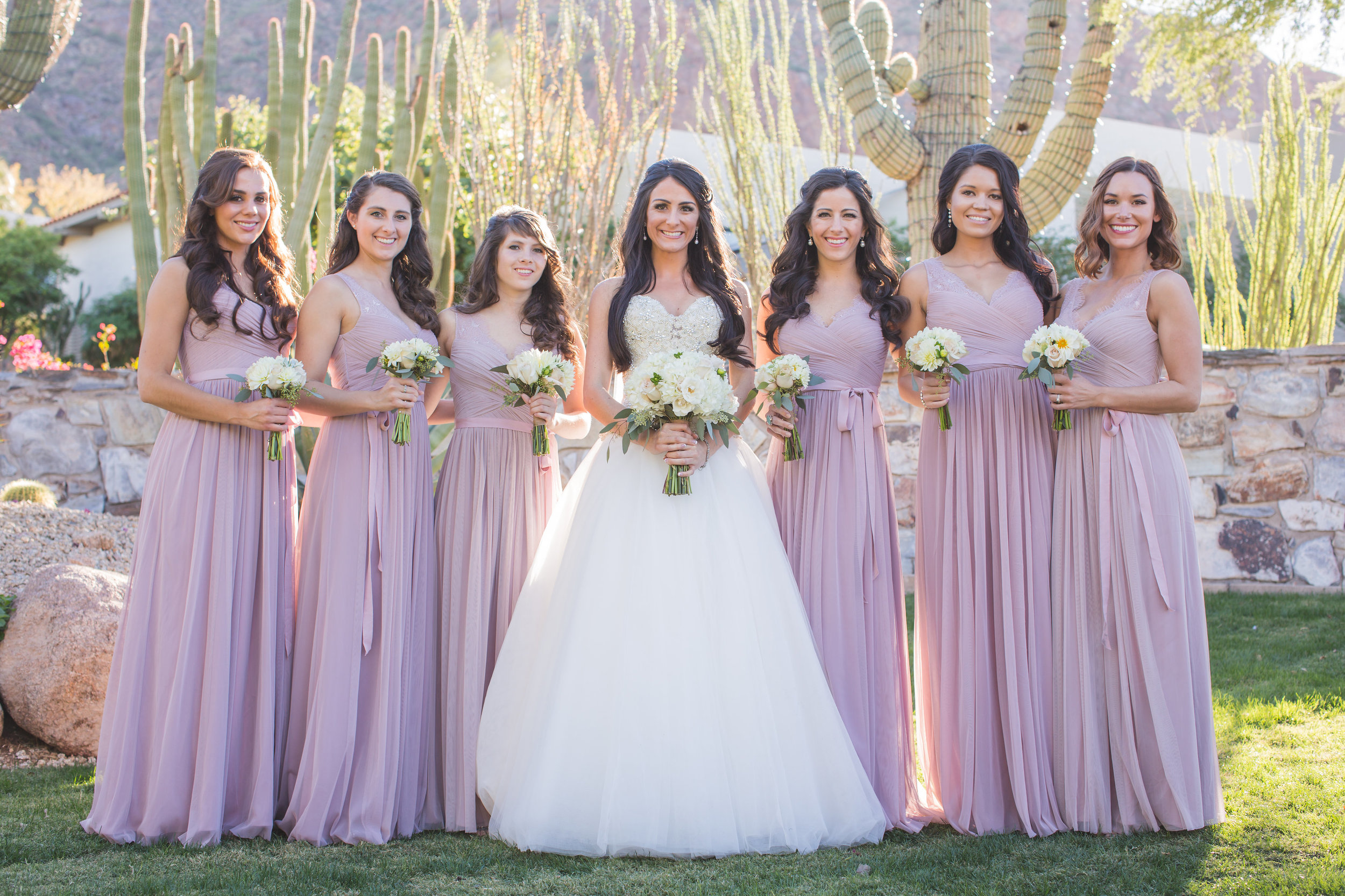 blush wedding az