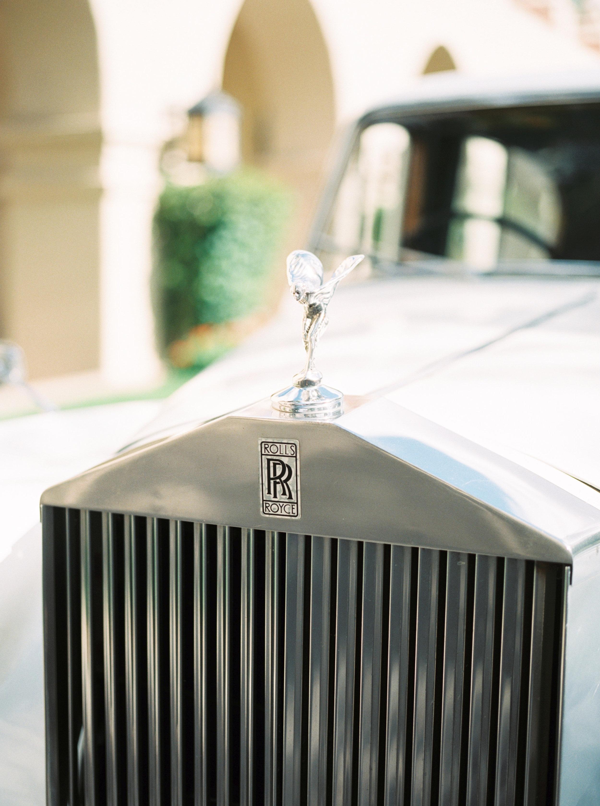 Rolls Royce wedding transportation, wedding transportation, bride and groom transportation