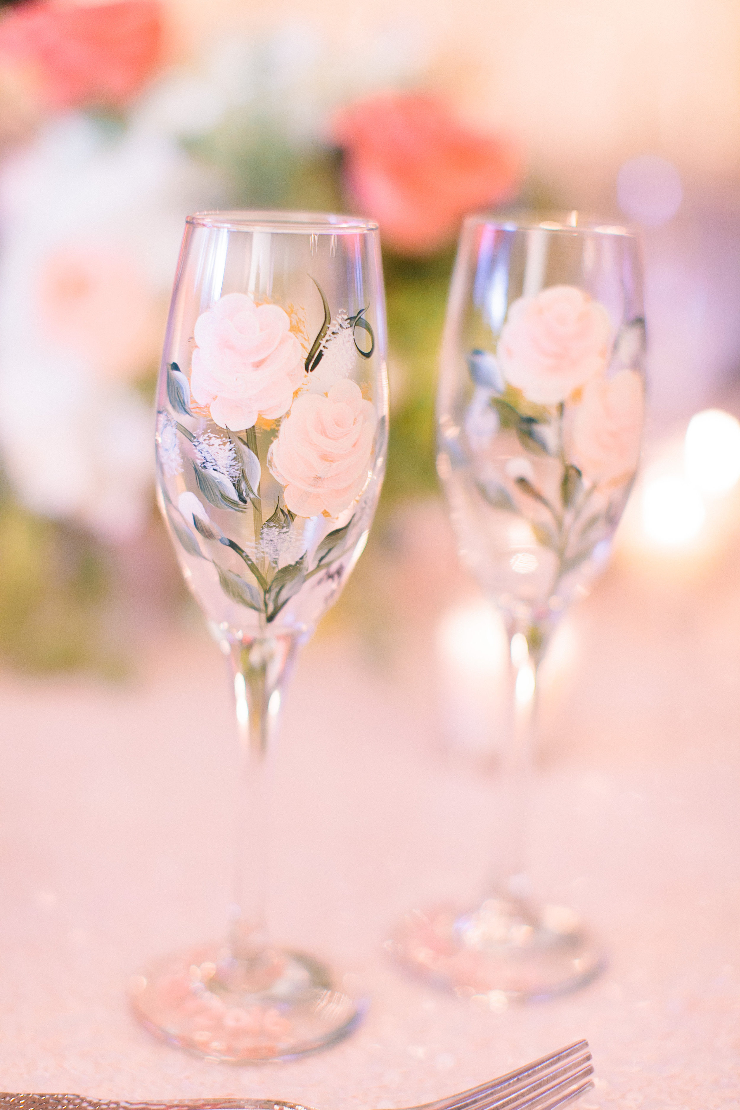 wedding, arizona wedding, wedding dress, bride, wedding planner, phoenix wedding planner, scottsdale wedding planner, champagne flutes, wedding champagne flutes