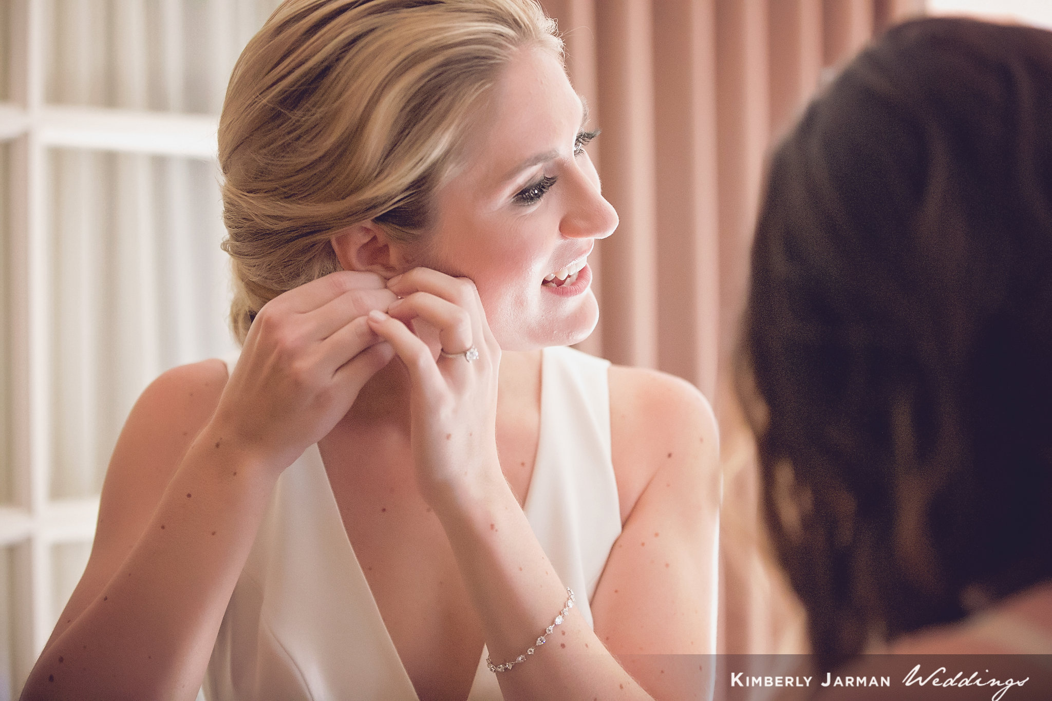 Classic, elegant wedding, white and gold wedding, bridal details, getting ready photos