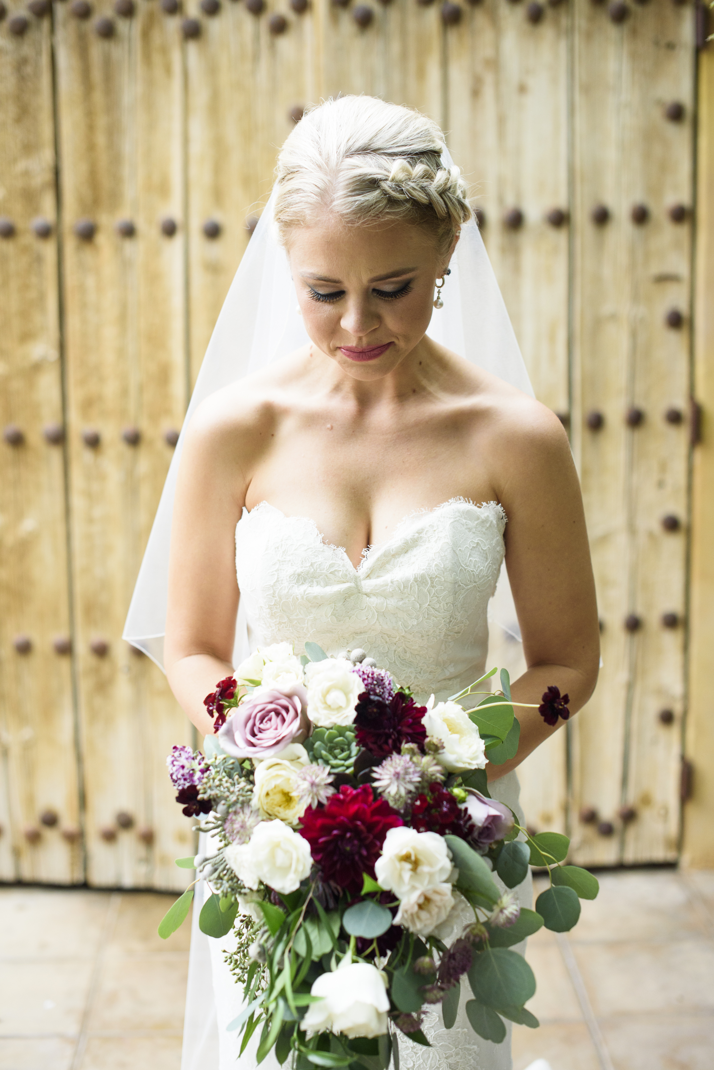 royal palms wedding, phoenix wedding planner, arizona wedding planner, wedding bouquet