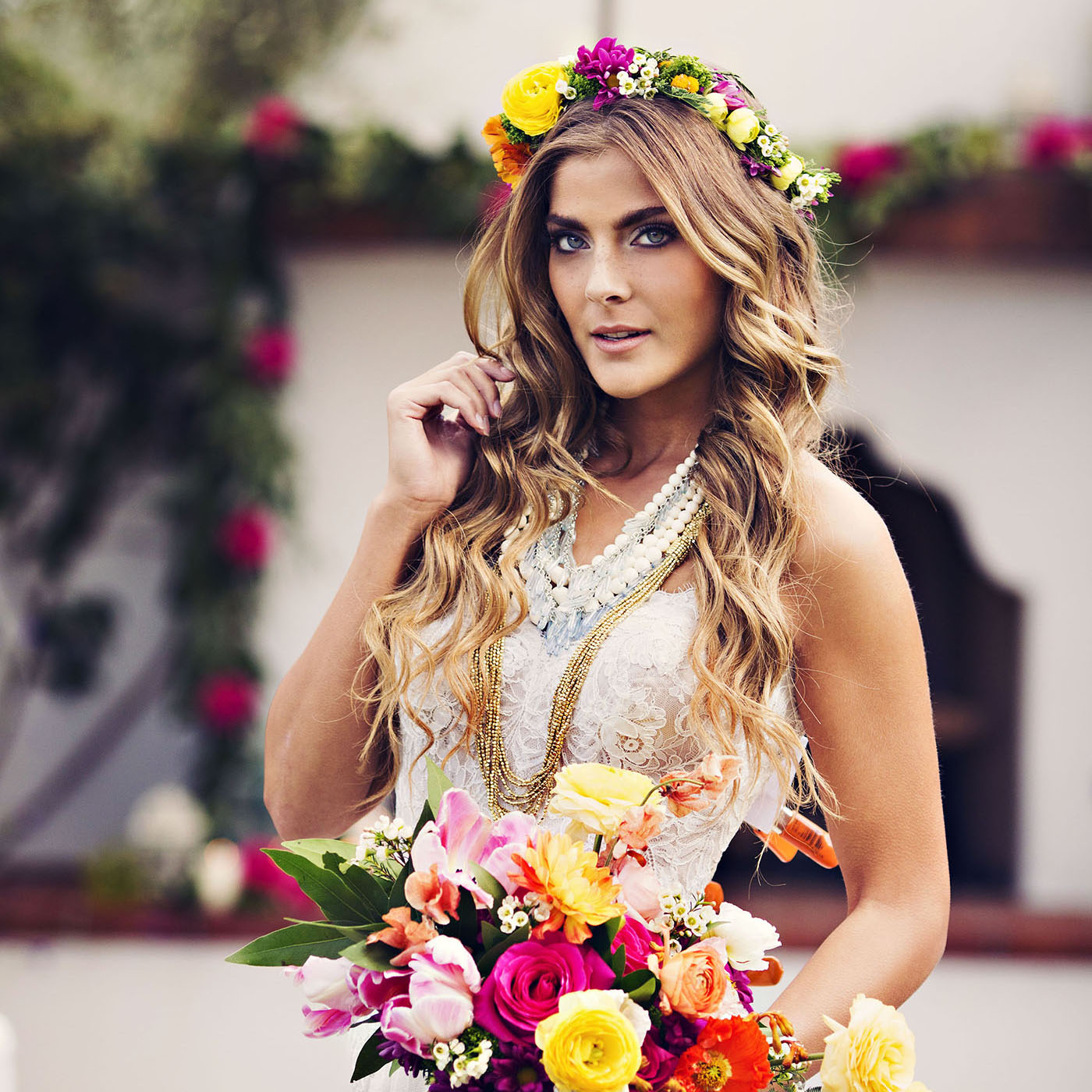 boho at el chorro - Jane Z Photography