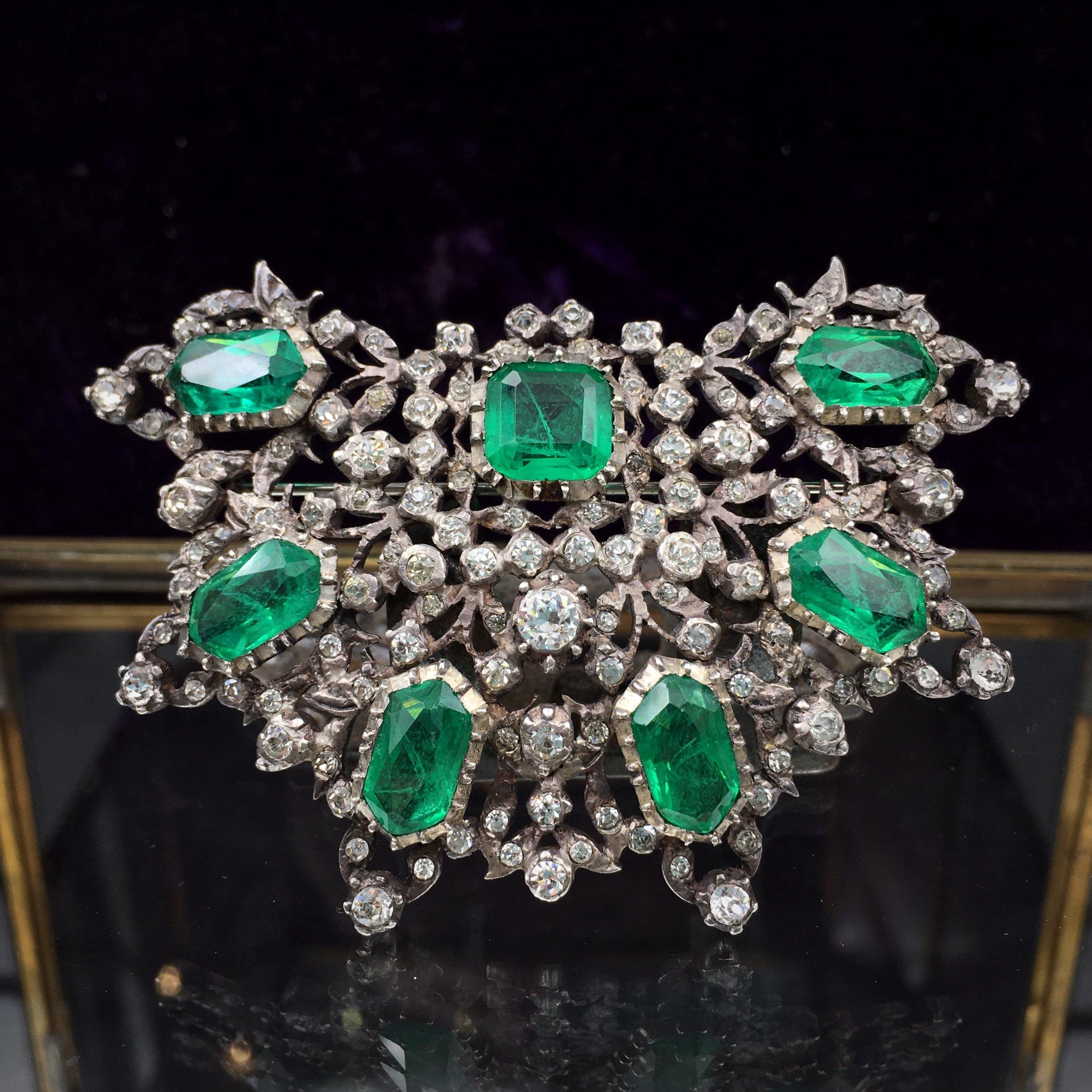 original Miami Beach antique show Reverie vintage and estate jewelry