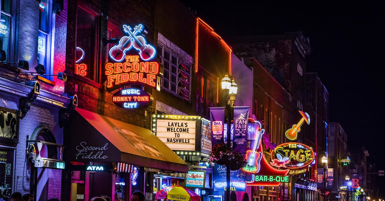 Nashville + Bungii