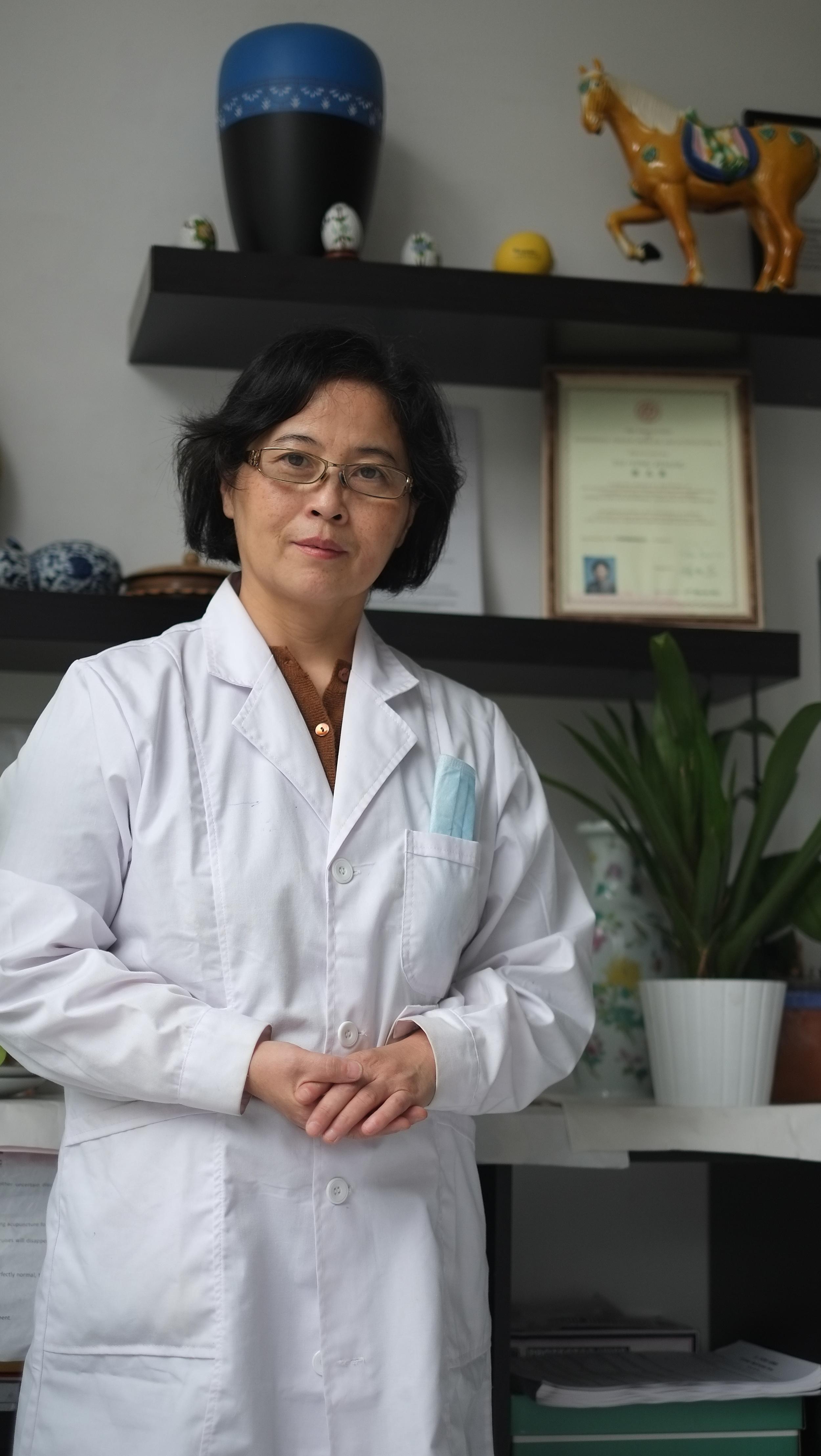 RRC Dr. Zhang