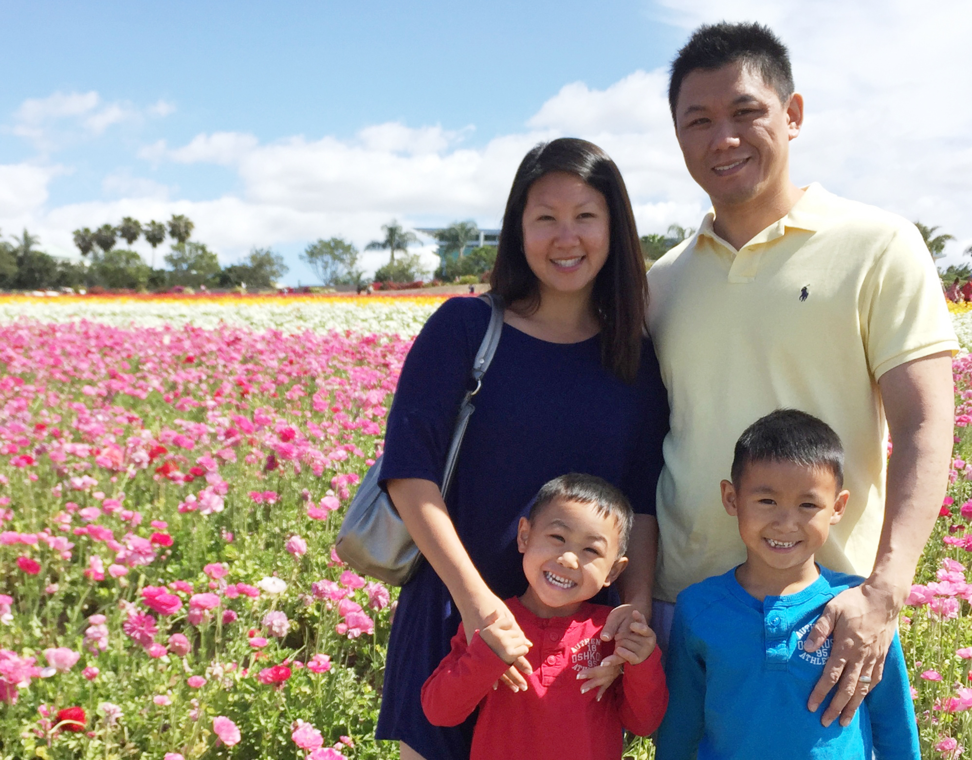 Dr. Brian Yee & Family