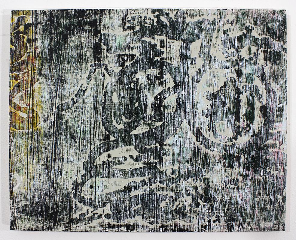 AMP   Acrylic on Panel