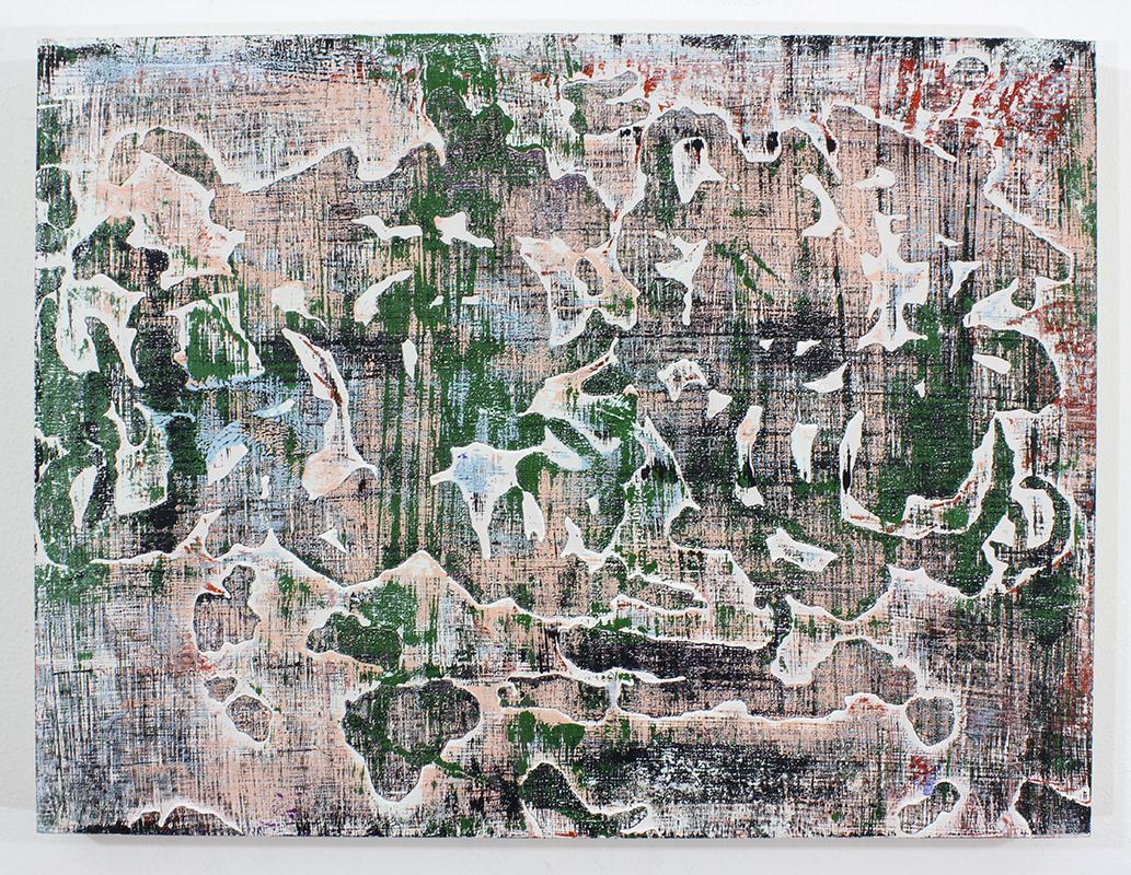Greed Island   Acrylic on Panel