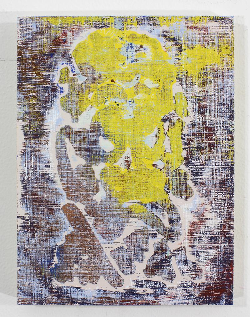 C   Acrylic on Panel