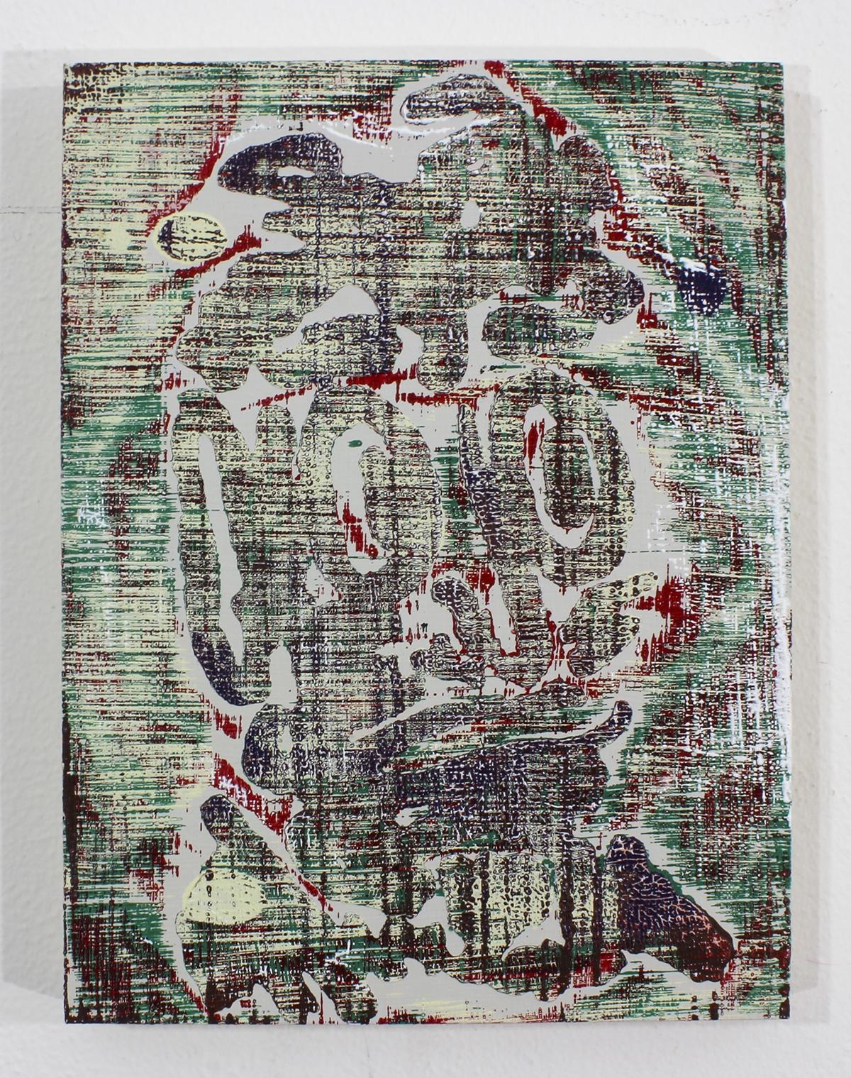 A   Acrylic on Panel