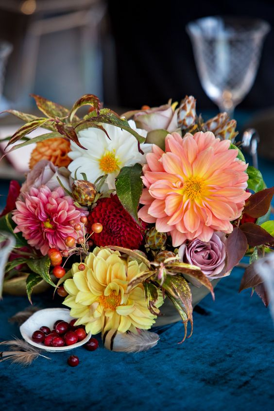 Centerpiece Designed For: The High End Bride Event | Photography: Jill Person