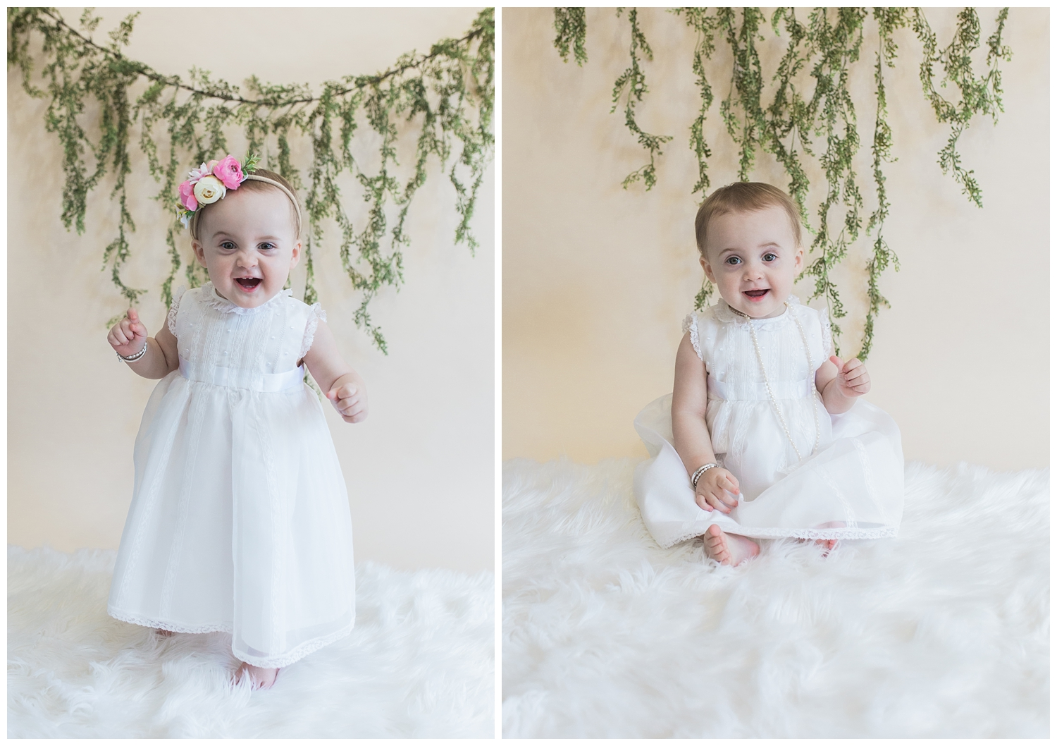 first birthday session orange county photography