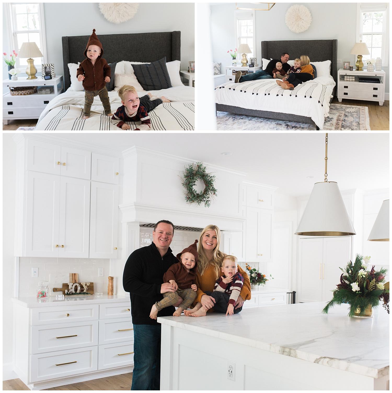 holiday lifestyle family photographer orange county