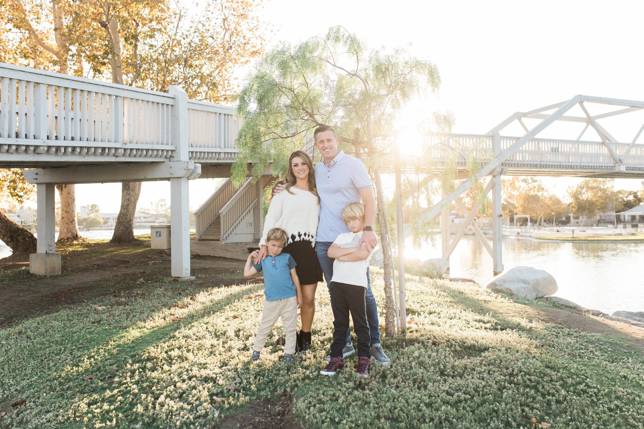family photography  newport beach