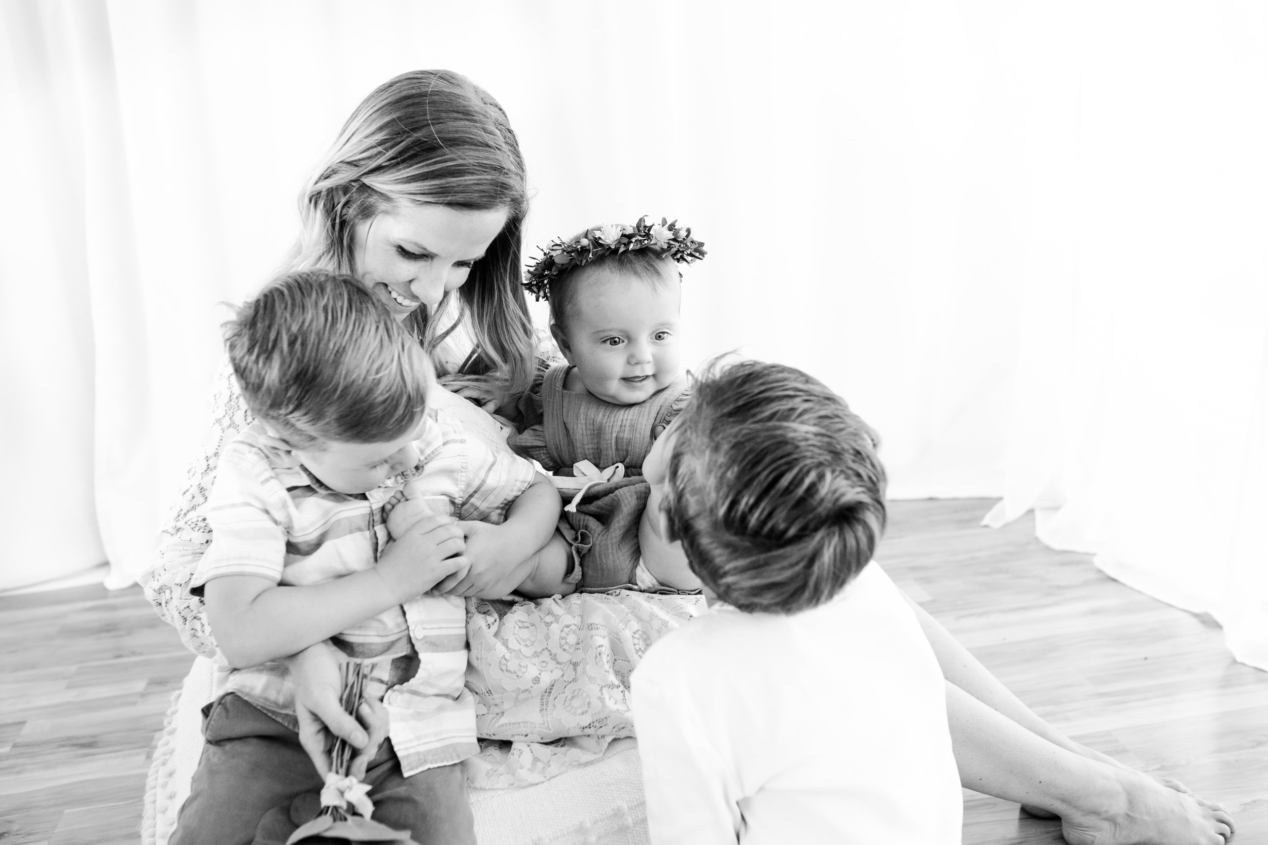 Laurel BW Motherhood Photography Orange County-1.jpg