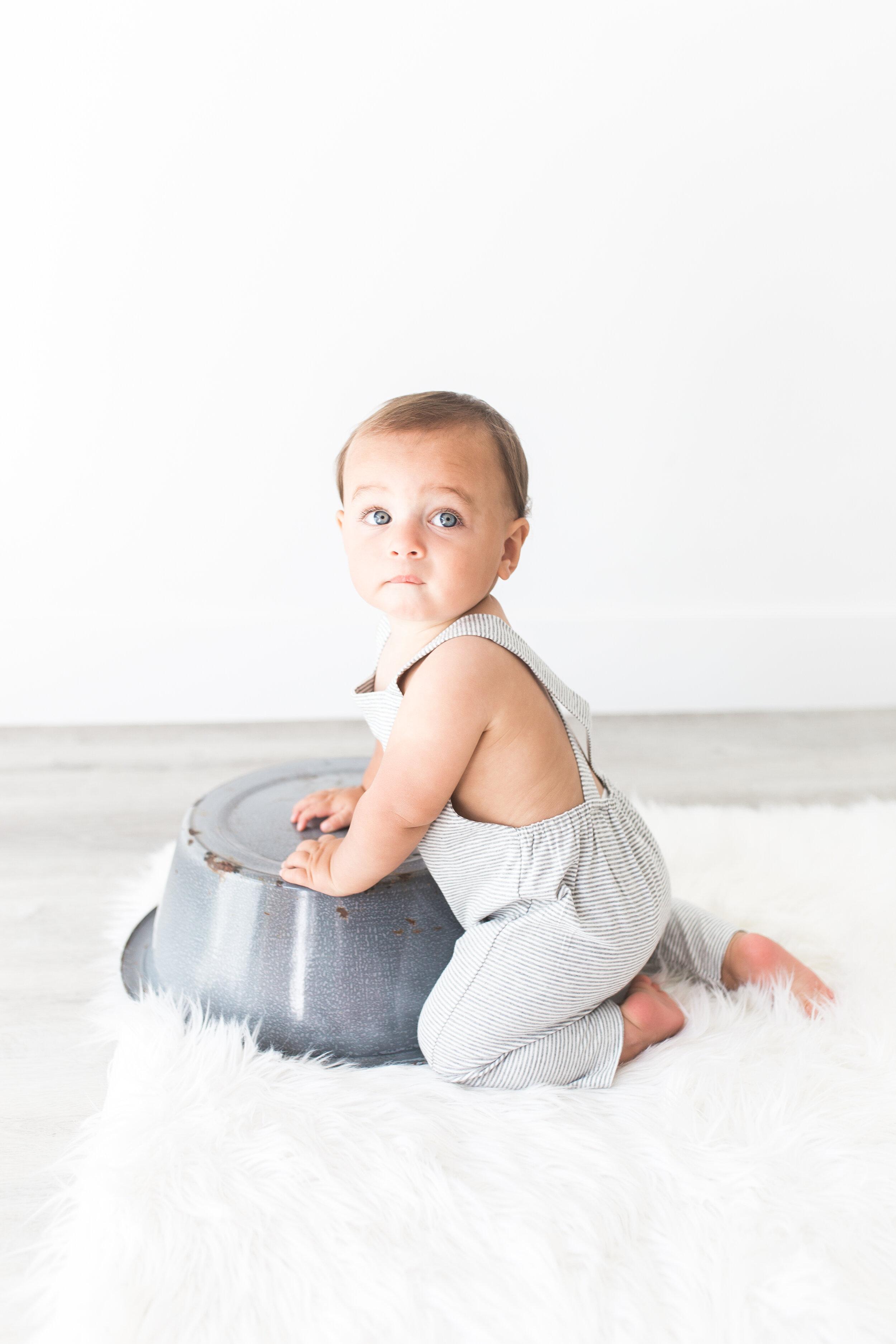 Dana Point Baby Photographer  || Finn is ONE