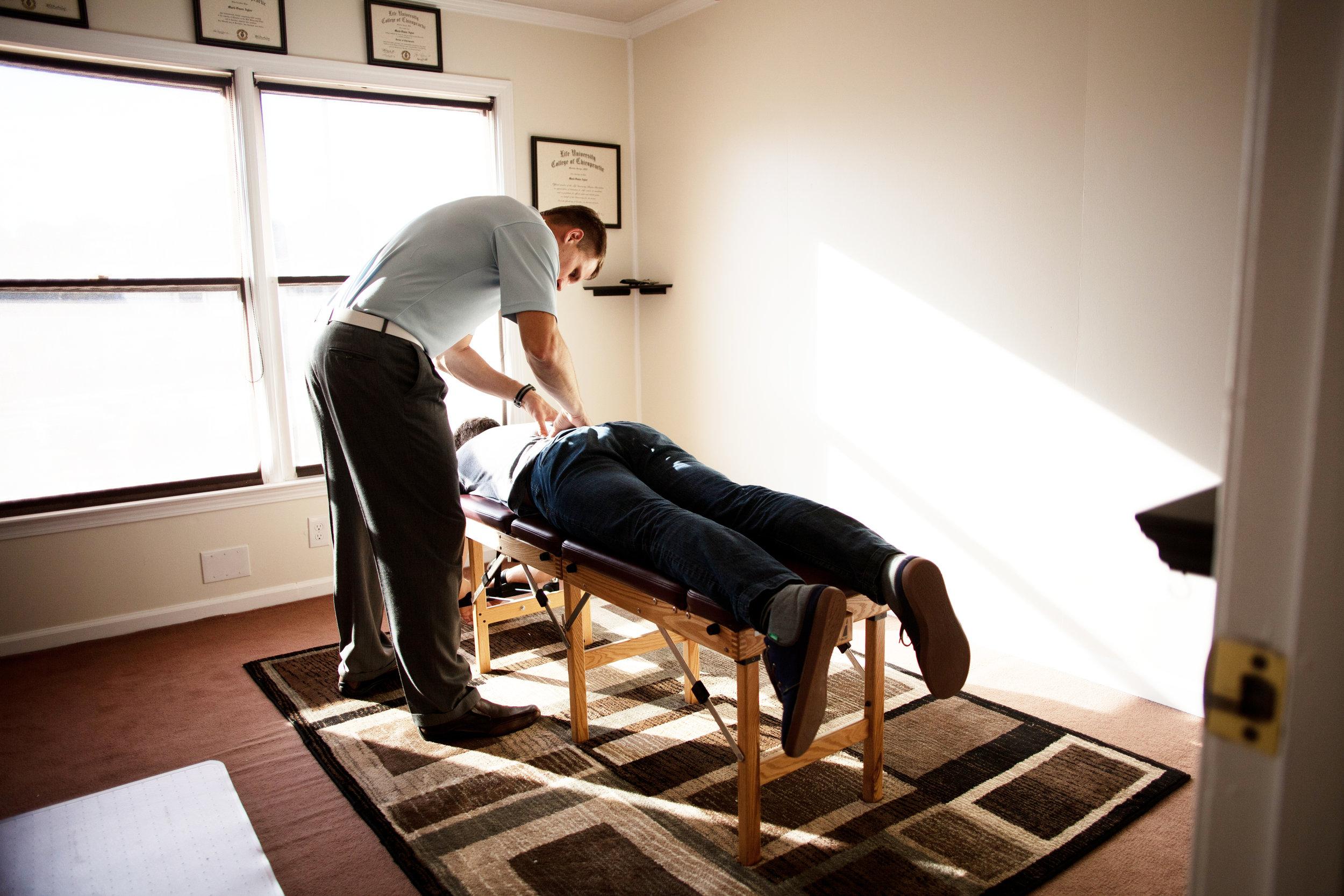 Dr. Mark Aylor, Best Longmont Chiropractor
