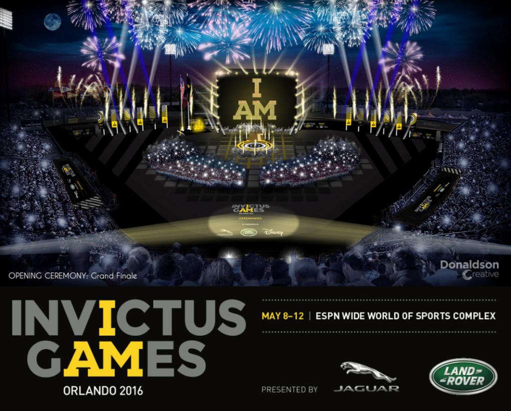 © Invictus Games Orlando 2016