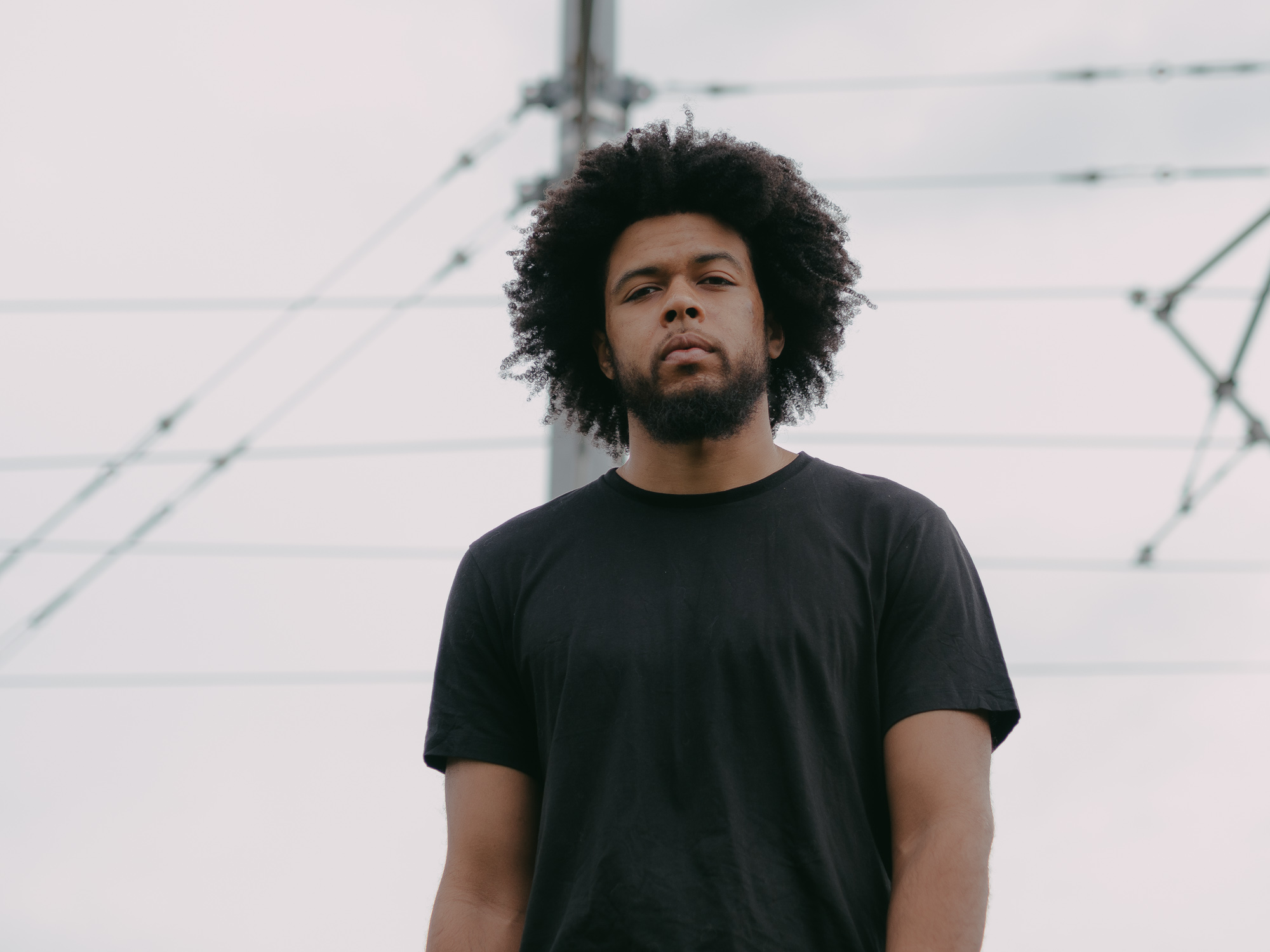 Rapper Anthony Lucius may hail from the Metro East, but he's not letting that stop him from making it in St. Louis and beyond. - - Kevin C. Johnson // St. Louis Post-Dispatch