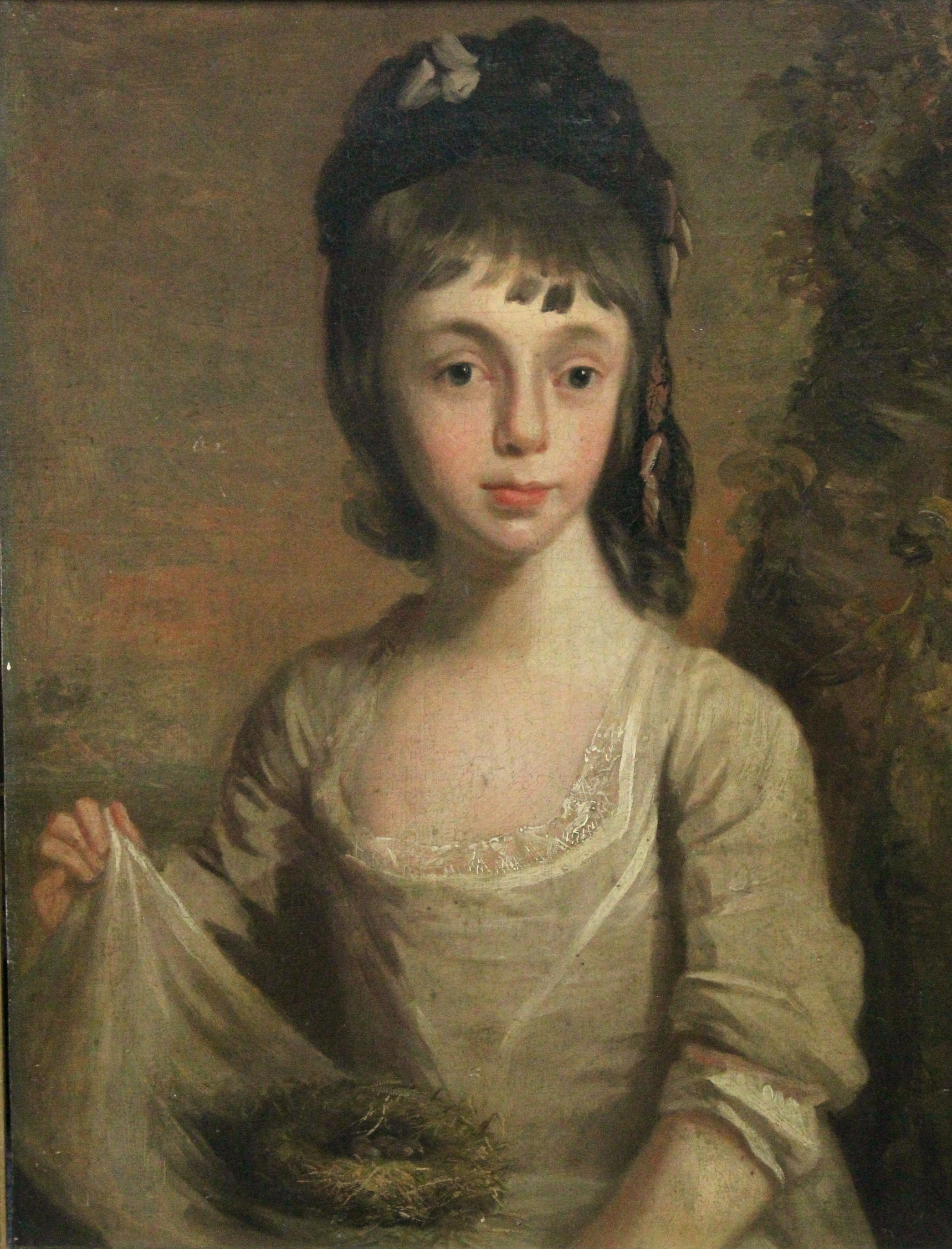 Sold For £3,300 ENGLISH SCHOOL, late 18th century, oil on board