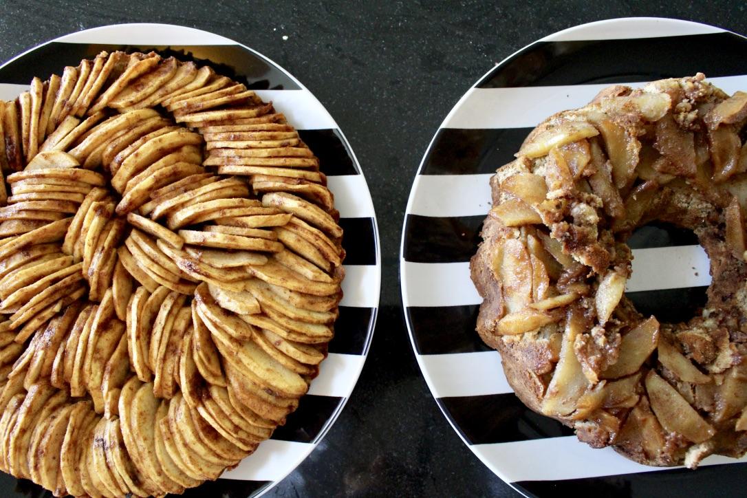 APPLE PIE & APPLE CAKE / GLUTEN FREE, GRAIN FREE, PALEO, AIP / nicolemcaruso.com