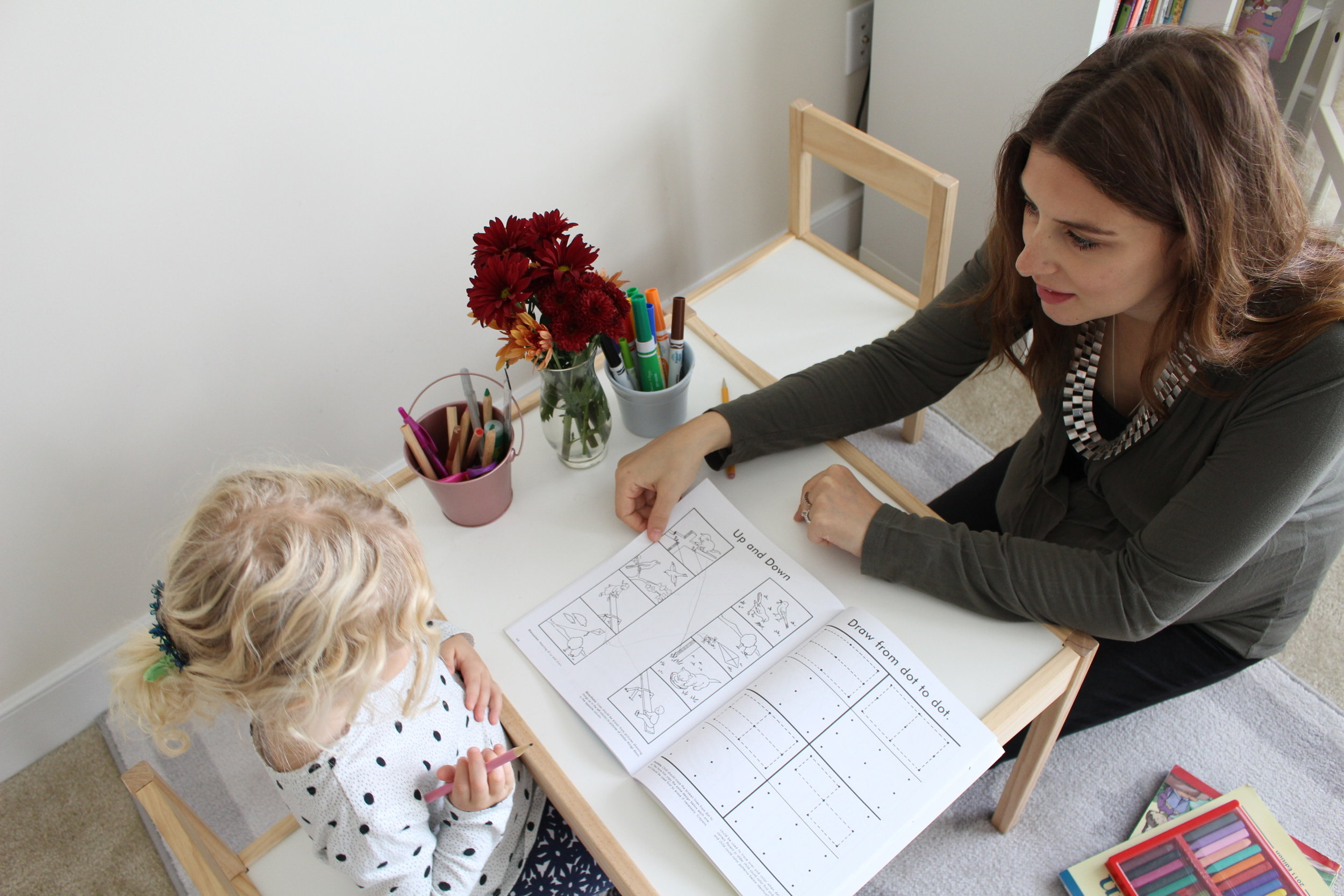 WHY HOMESCHOOLING PRE-K IS THE BEST / HOMESCHOOLING / PRESCHOOL / MOTHERHOOD / VOCATION / EDUCATION / LEARNING / NICOLEMCARUSO.COM