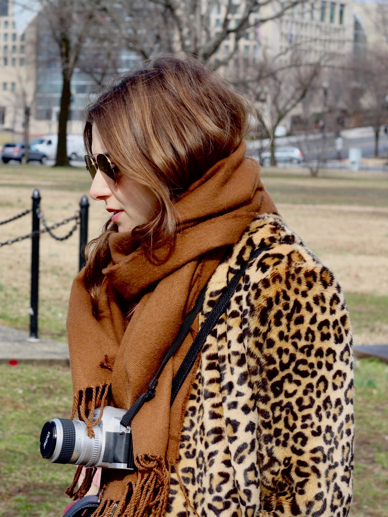 WORTHY OF WEARING / LEOPARD COAT / STYLE / NICOLEMCARUSO.COM