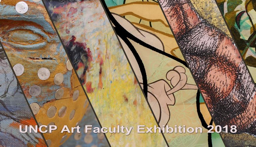 June 1 - September 15 A.D. Gallery University of North Carolina at Pembroke Pembroke, NC