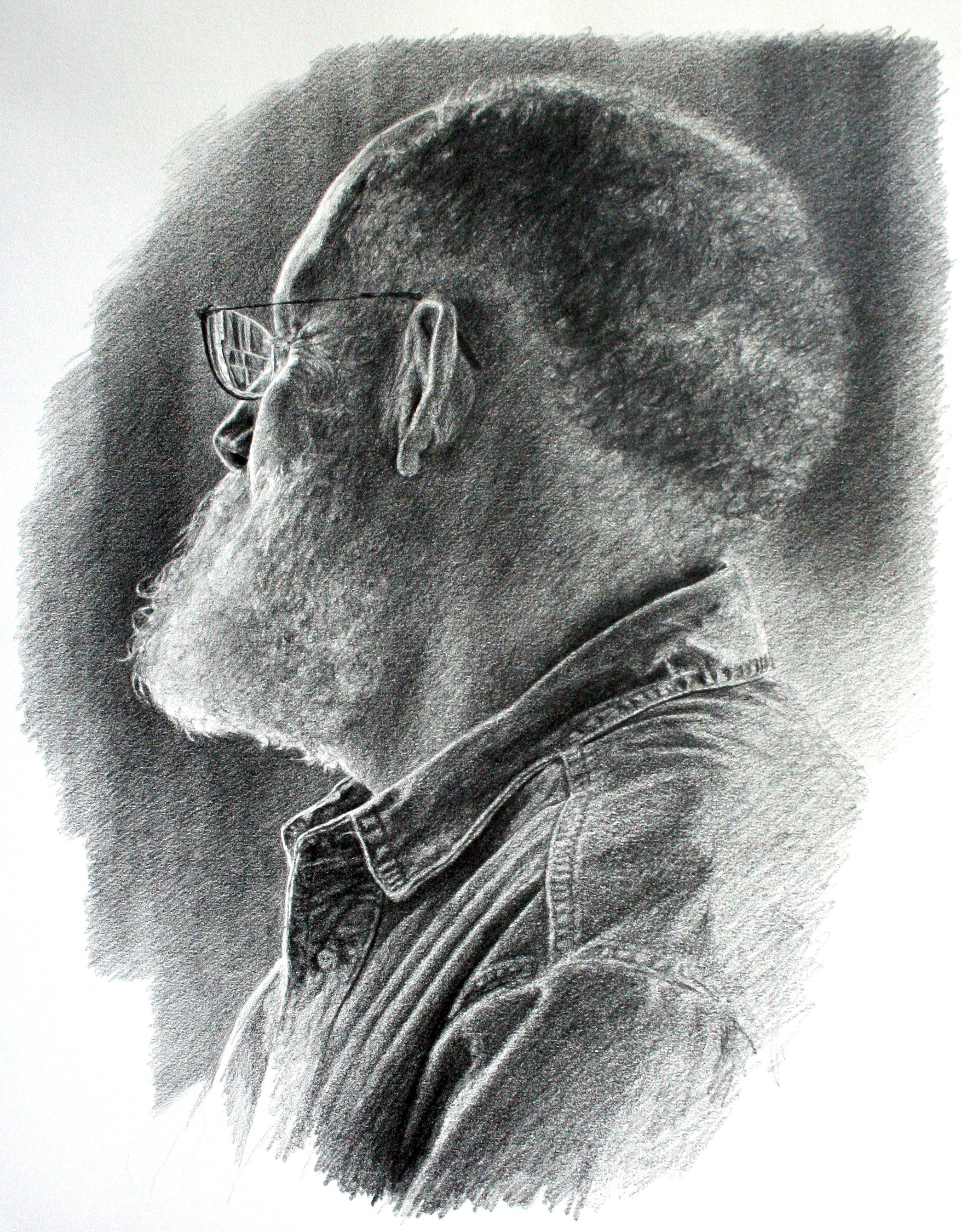 Carol Herren Foerster - Artist - Drew the sketch of Ernest on The Story pagehttps://www.facebook.com/pg/carolsartsite/posts/