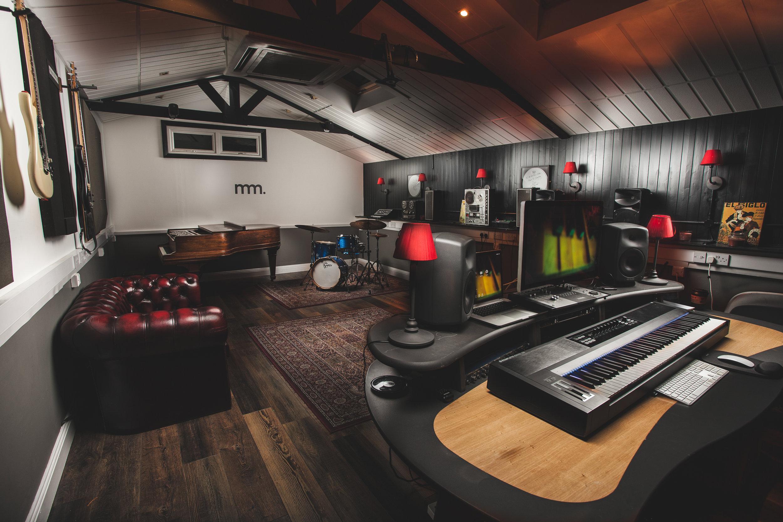 MUSIC MAKER ROOM