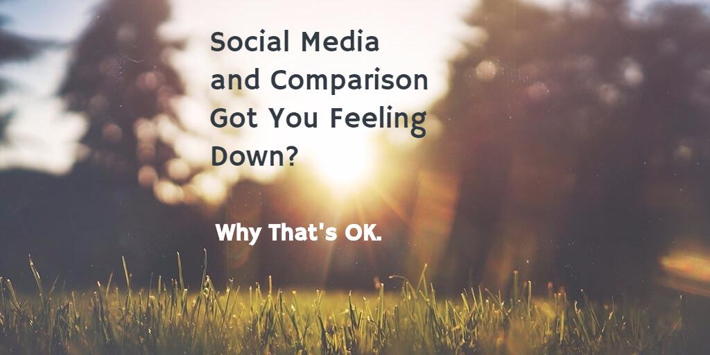 Social Media Comparison Trap