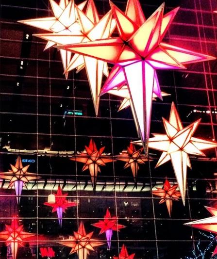 Columbus Circle NYC Christmas