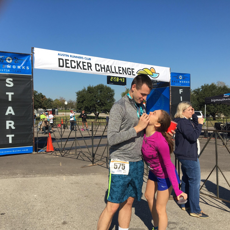 Decker Half Challenge Austin