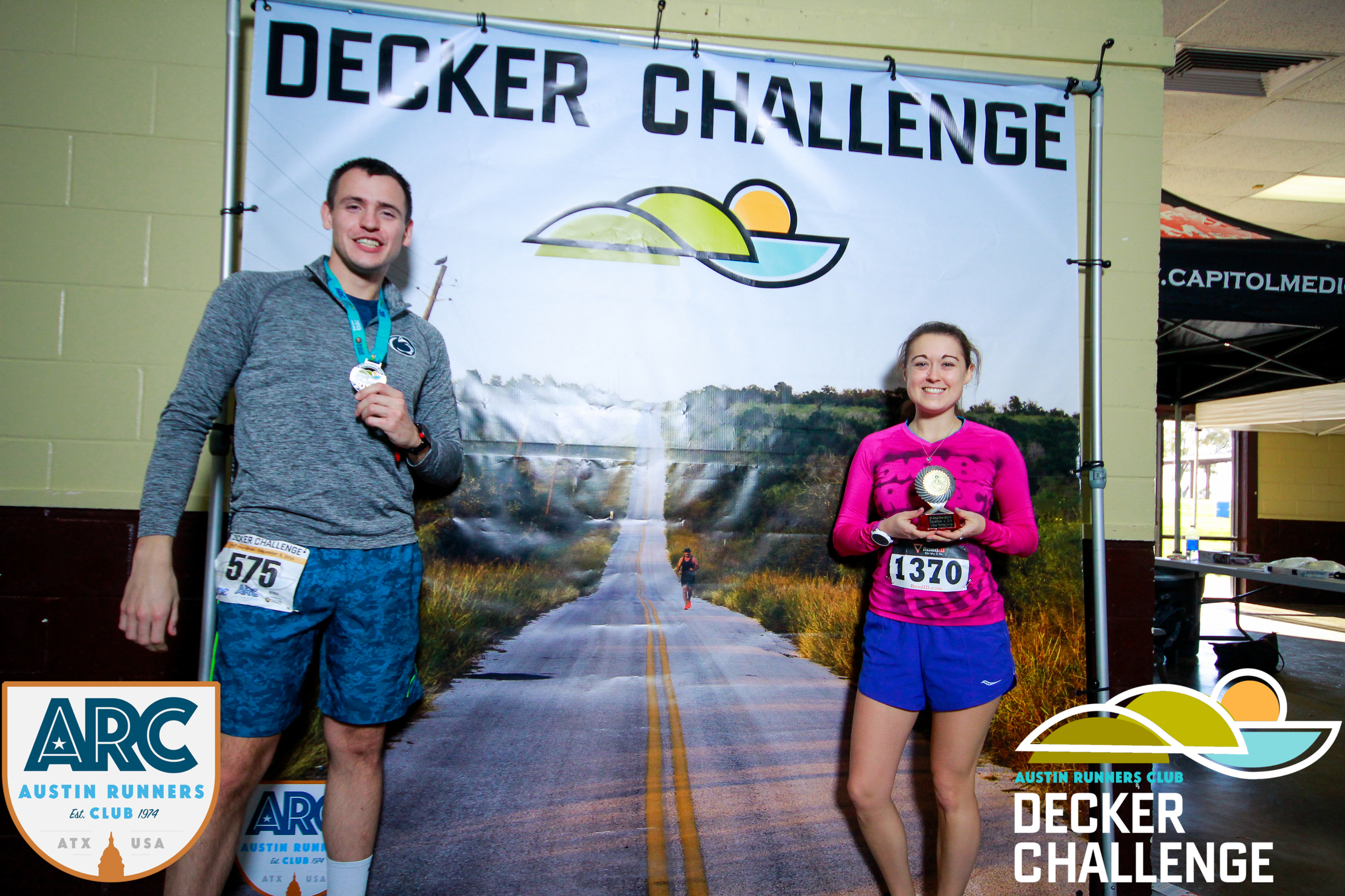 Decker Half Challenge