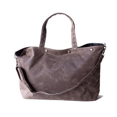 Moop Shop The Porter Canvas Bag