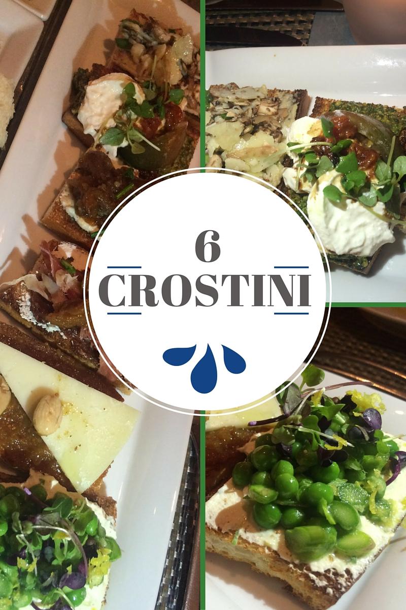 Crostini Fig & Olive