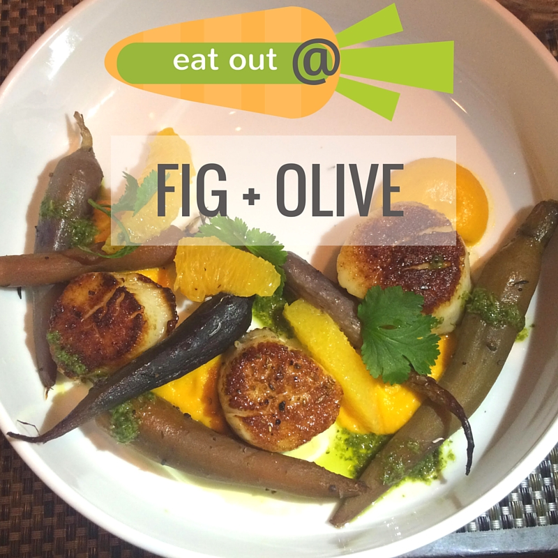 Fig and Olive