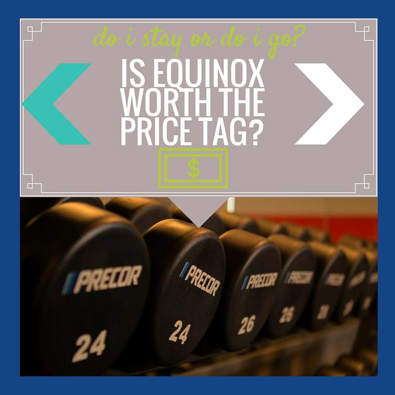 Is An Equinox Membership Worth It?