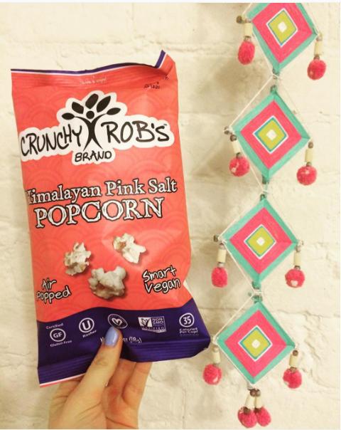 Crunchy Rob's Popcorn