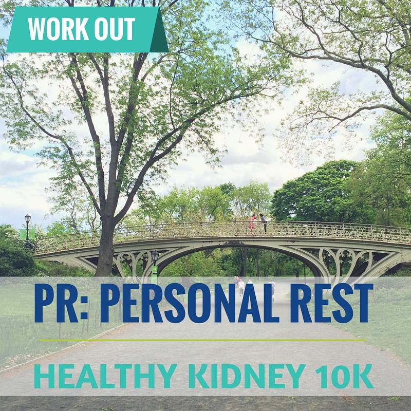 NYRR Healthy Kidney 10K
