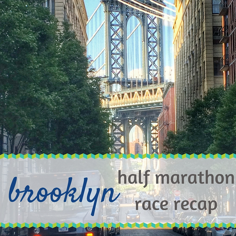 Brooklyn Half Marathon Race Recap