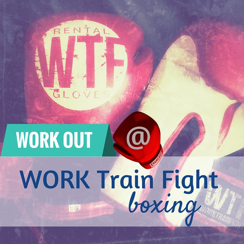 Work Train Fight Boxing Review