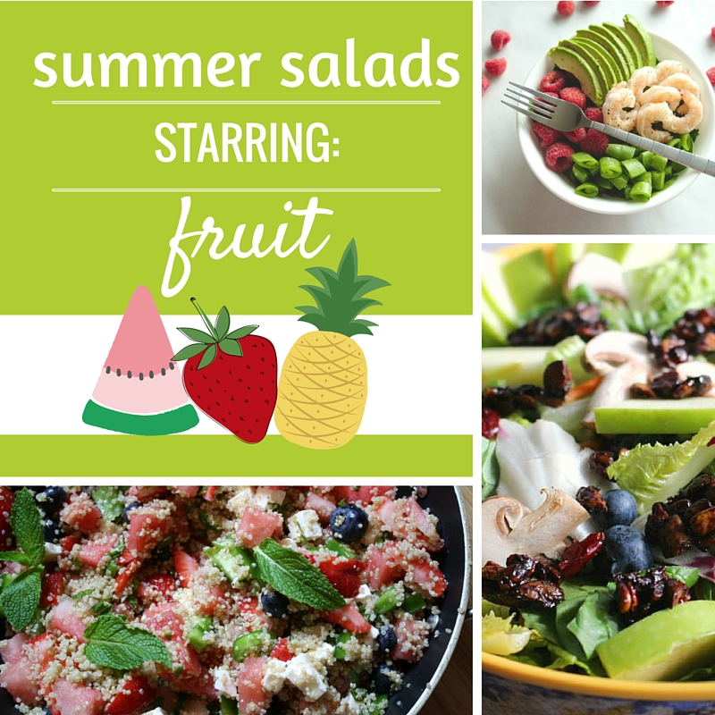 Salads With Fruit