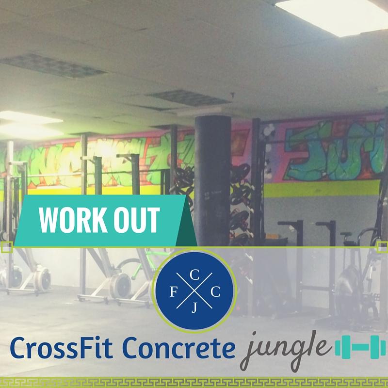 CrossFit Concrete Jungle NYC Review