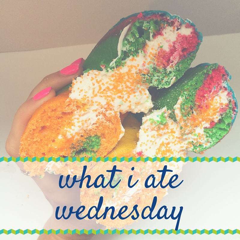 What I Ate Wednesday 5