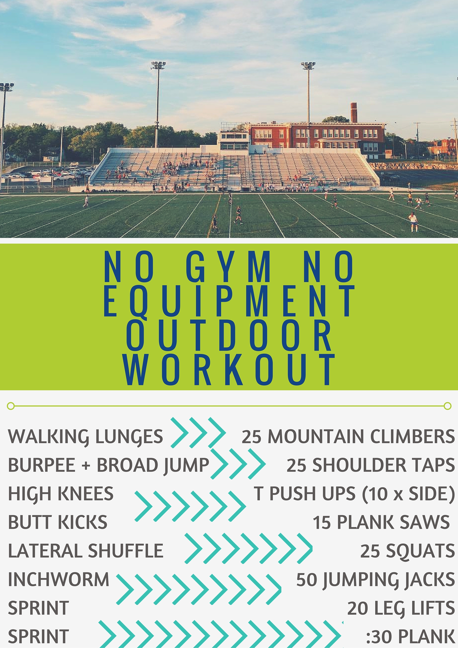 Outdoor Exercises for Summer